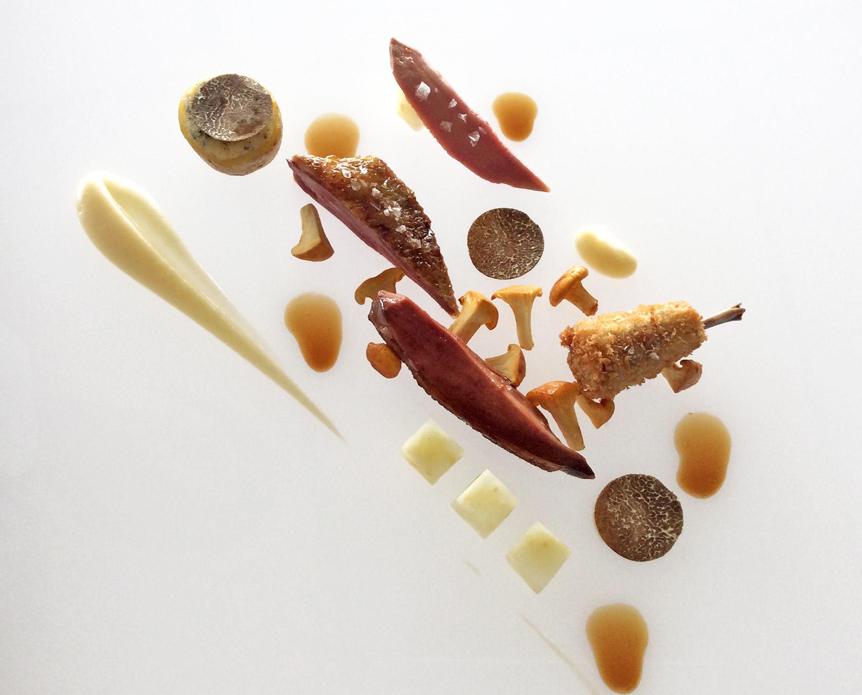 arnolfo-ristorante-piccione-funghi-tartufo-gaetano-trovato-chef