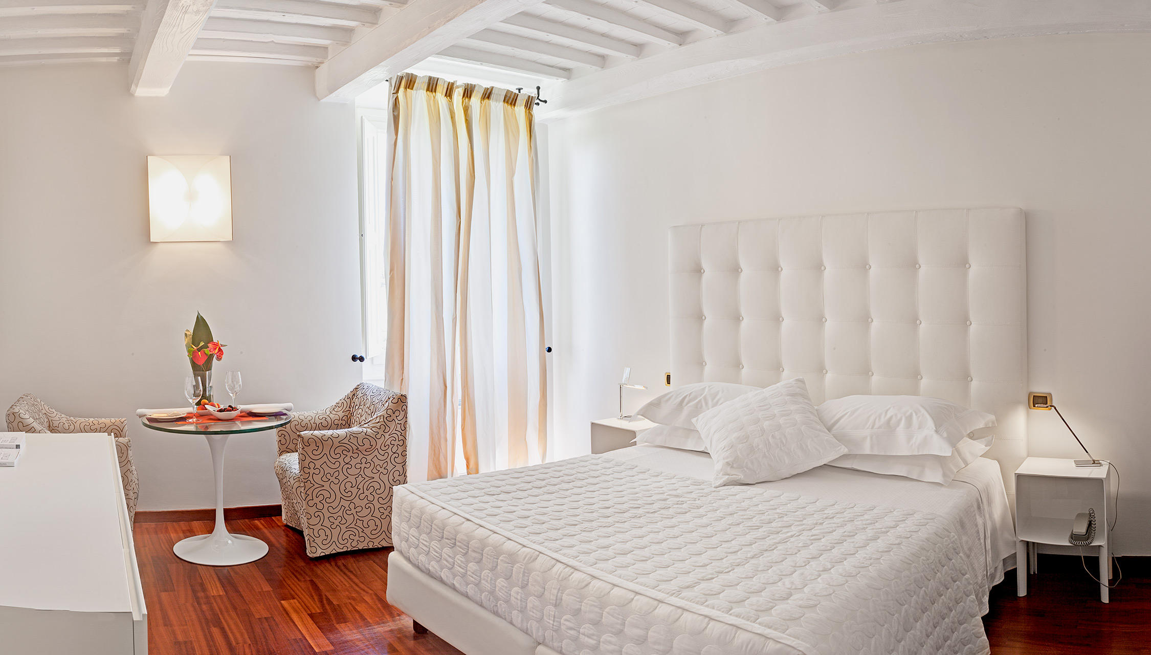 Dormir chez Arnolfo