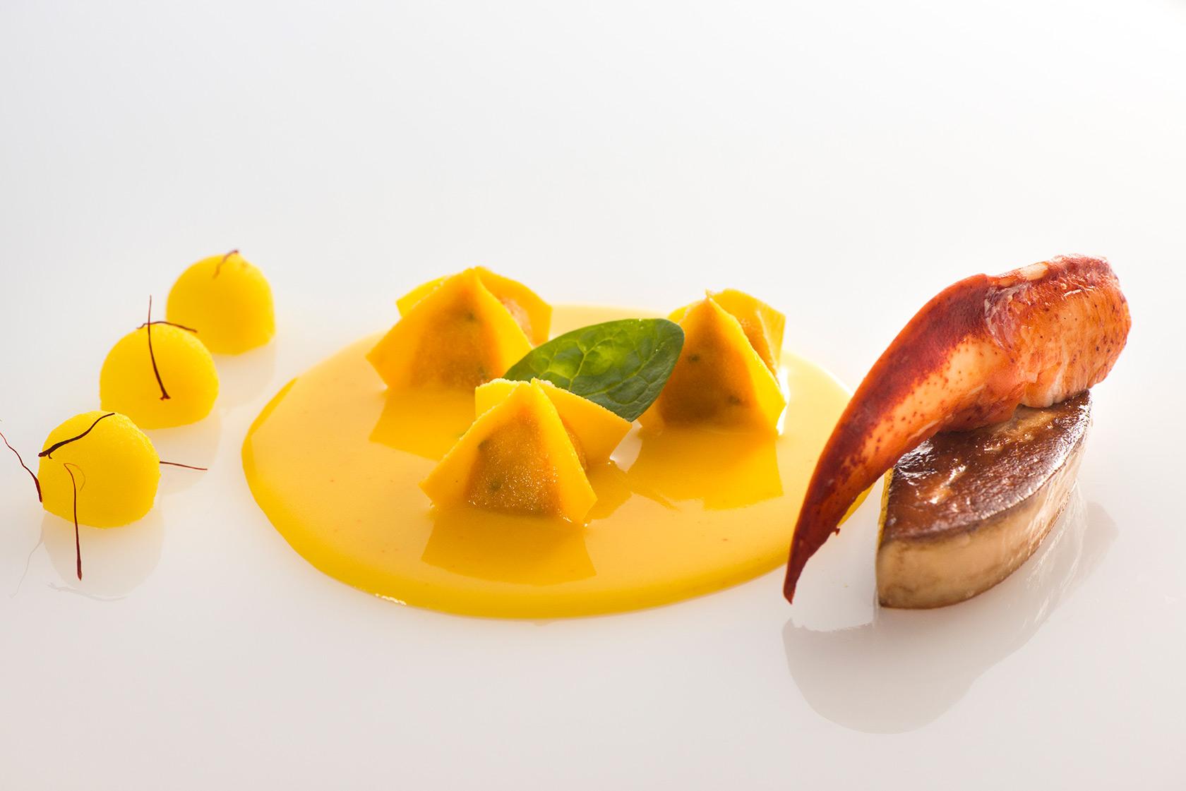 tortelli-fegato-oca-astice-arnolfo-ristorante_Chef-Gaetano-Trovato