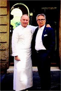 L'Arte in Cucina — Gaetano Trovato. Ristorante Arnolfo — Colle Val D'Elsa, Siena