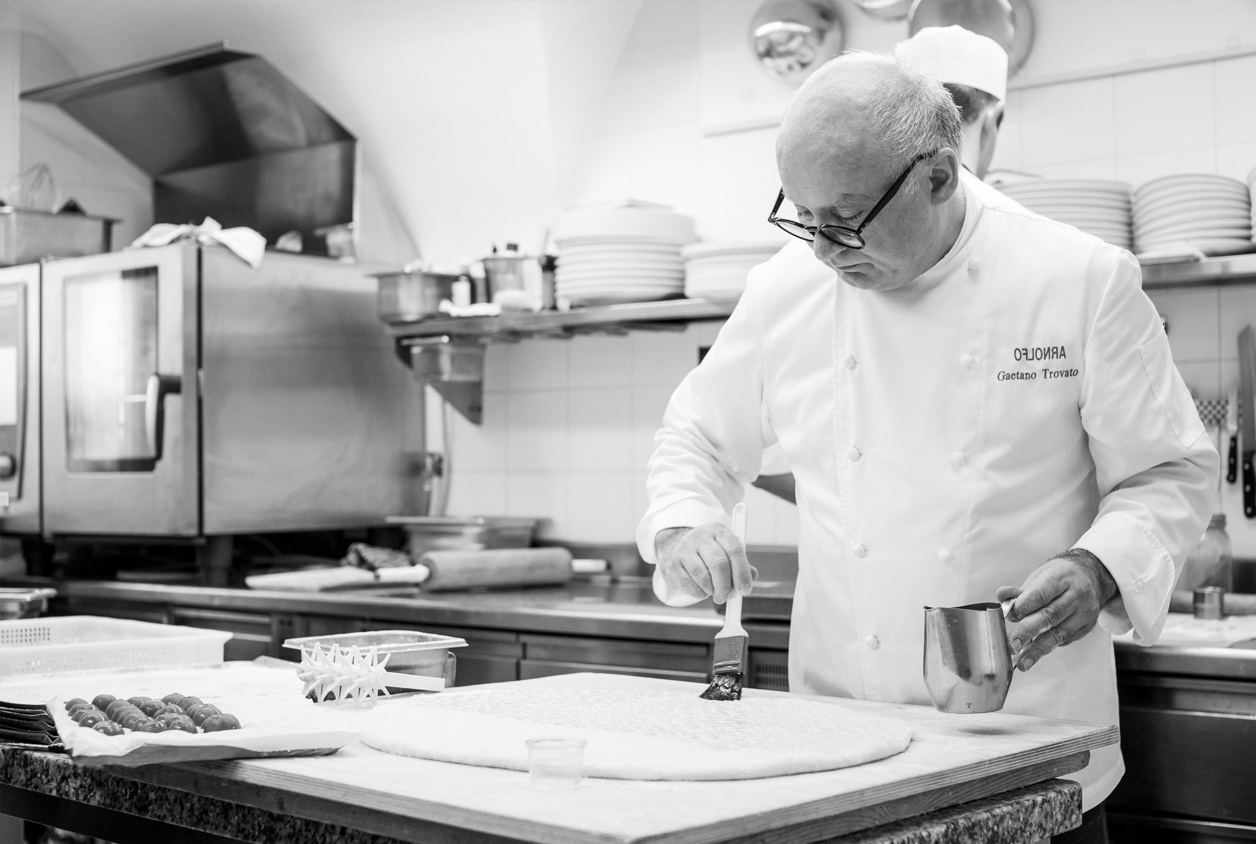 Gaetano Trovato Chef